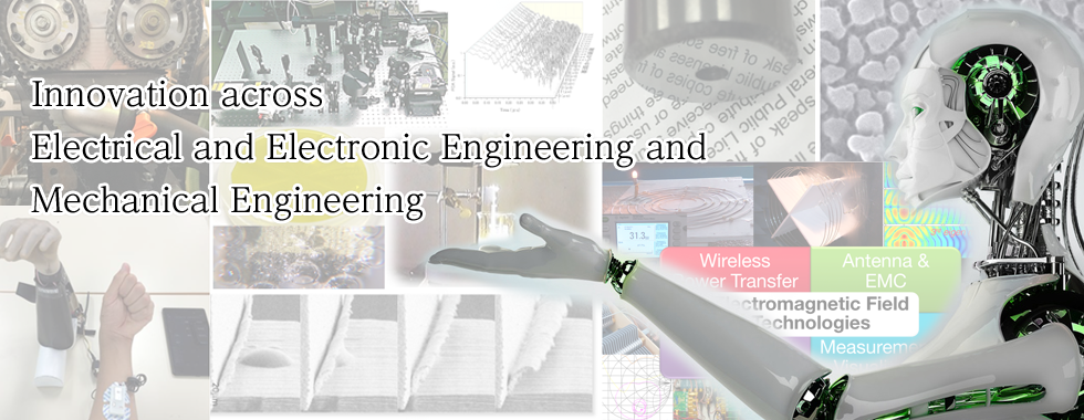 Innovation across Electrical and Electronic Engineering and Mechanical Engineering